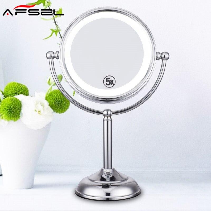 AFSEL Superior quality 8 inch Desktop font b Makeup b font font b Mirror b font