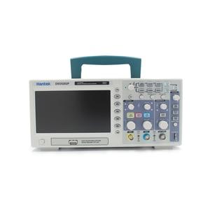 Image 3 - Hantek DSO5202P Digital Oscilloscope Portable 2 Channels 200MHz Osciloscopio LCD PC USB Handheld Oscilloscopes Multimetro