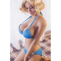 Real Silicone Big Breast Sex Dolls Oral Anal Vagina Europe Skeleton Adult Mini Lifelike Anime Love Dolls for Men Pussy Anal love