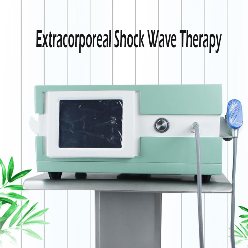 Shock Wave Therapy Equipment OEM Supplier Shockwave Therapy Machin Weight Loss Machine In Physical Therapy Equipment CE