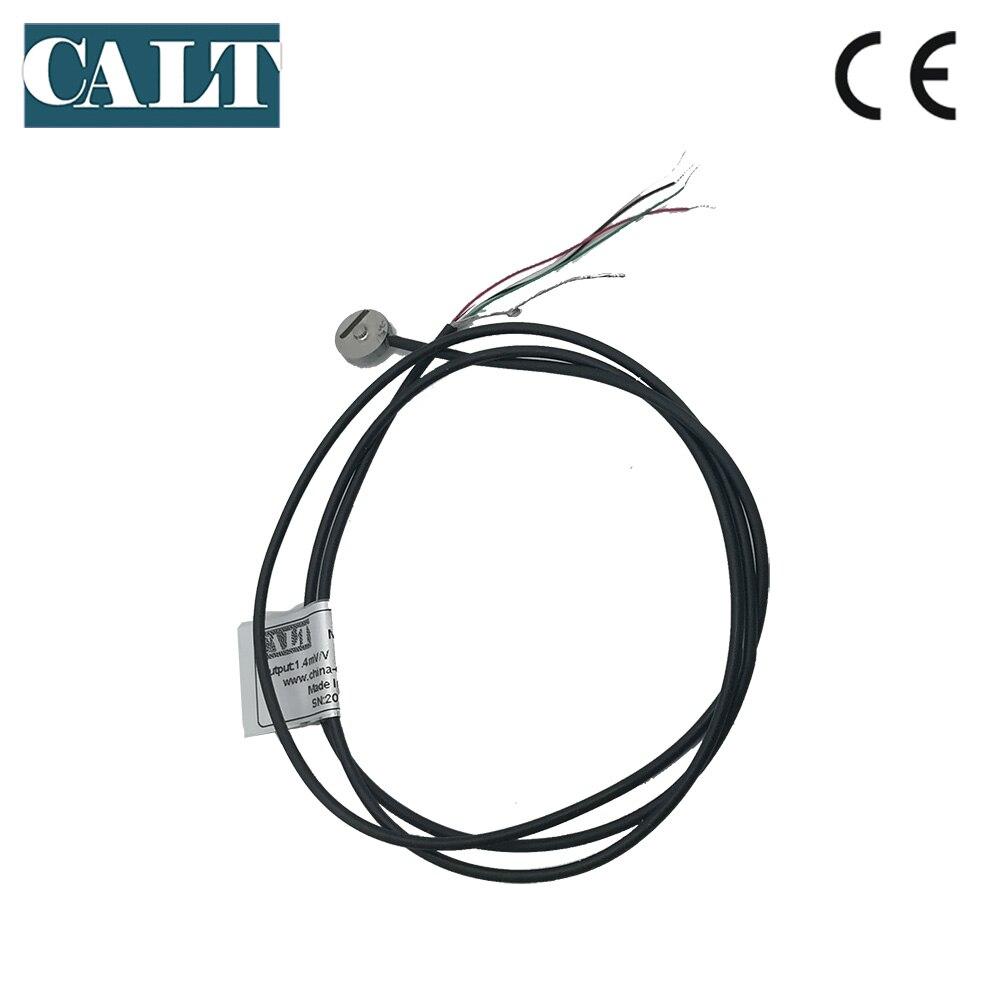 CALT high precision Manipulator button micro pressure sensor 10mm stainless steel load cell 5kg 10kg 20kg