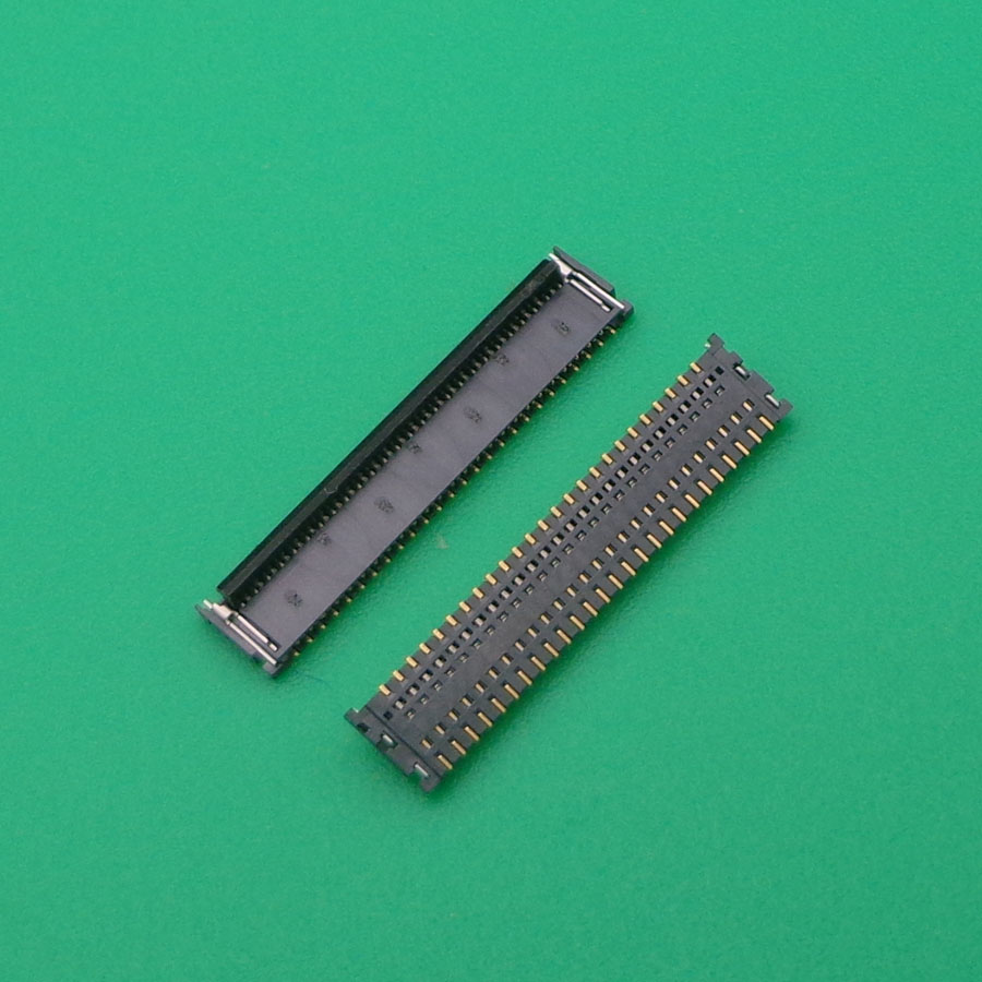 2pcs LCD Screen display FPC Connector for Apple iPad 3 ipad 4 ipad3 ipad4 A1416 A1430 A1458 <font><b>A1460</b></font> logic on <font><b>motherboard</b></font> 51pin image