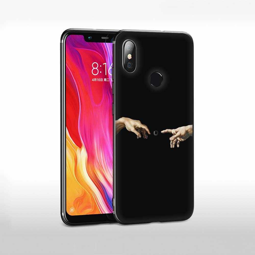 Lavaza Oluşturma Adam Anime Yumuşak telefon kılıfı için Huawei Mate 10 20 P10 P20 P30 Lite Pro P Akıllı 2019 TPU kapak