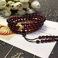 2016 New fine jewelry nature blood amber bead made to 108 bracelets for women  fashion and love gift