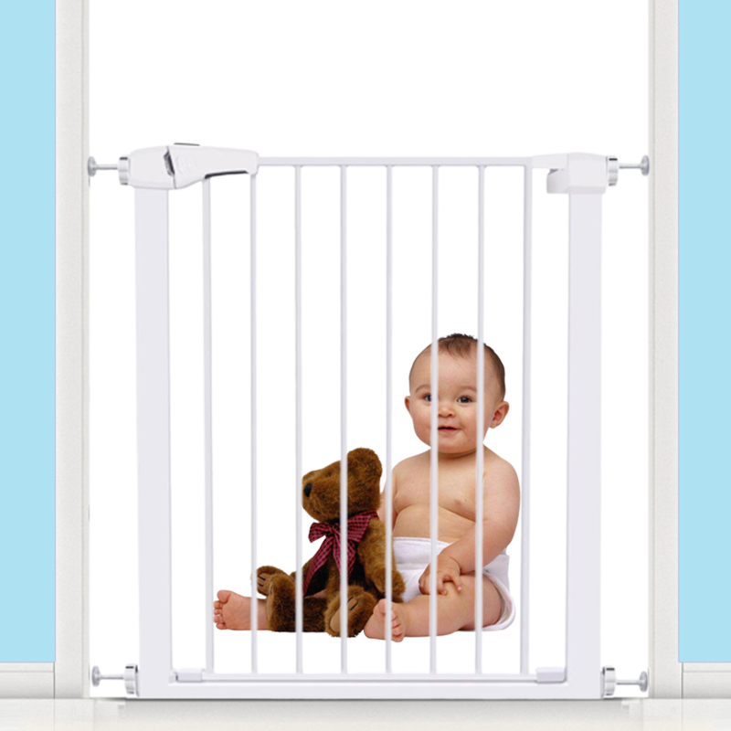Baby Safety Gate Infant Stair Protection Fence Isolation Pet Protection Children Gate Prevent Children Running Out Gate Bar