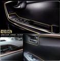 2016 new Car interior decorate accessories FOR Mercedes A B E GLC GLA GLK GLE ML GL Class FOR BENZ