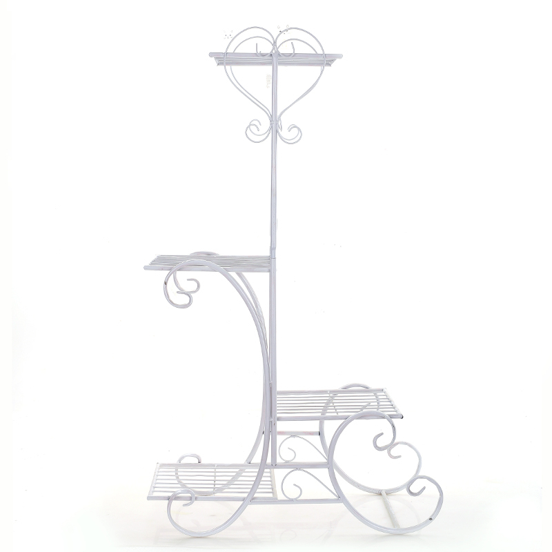 Dekoru Decoration Exterieur Support Plante Saksisi Balcone Metal Varanda Shelves Stand Balcon Flower Shelf Balkon Plant RackDekoru Decoration Exterieur Support Plante Saksisi Balcone Metal Varanda Shelves Stand Balcon Flower Shelf Balkon Plant Rack