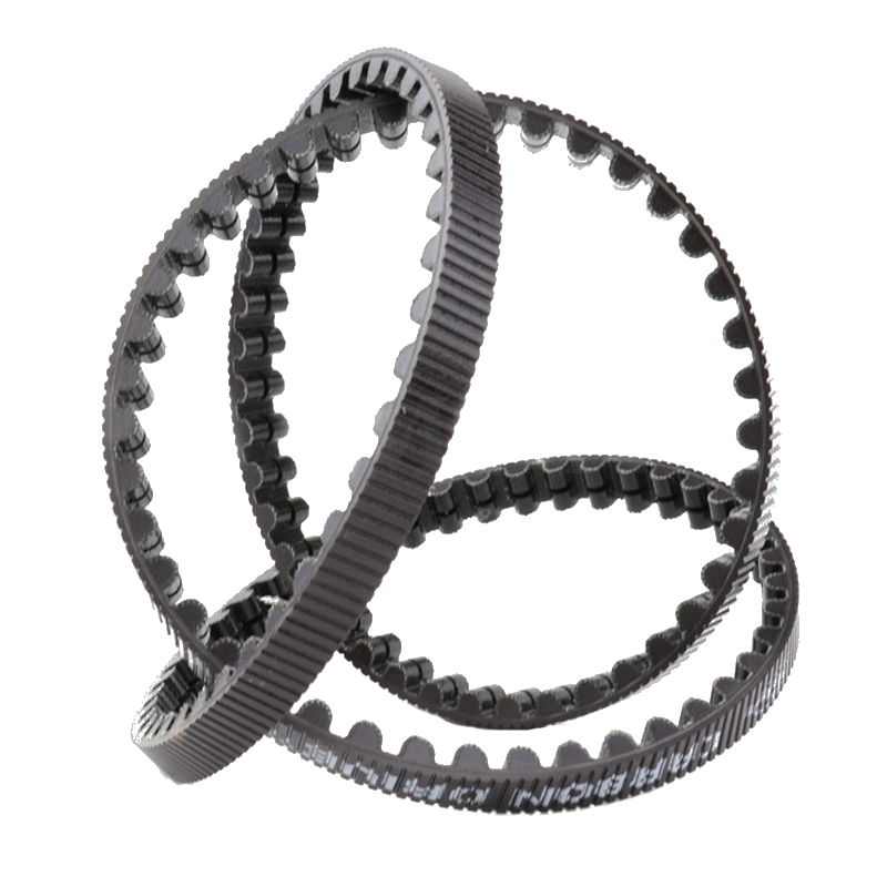 USA Gates Bicycle Sprockets Carbon Fiber Timing Belts Pulley Rubber V belt CDX CDN Bike Drive Belt 11MM Center Track-in Bicycle Chain from Sports & Entertainment    3
