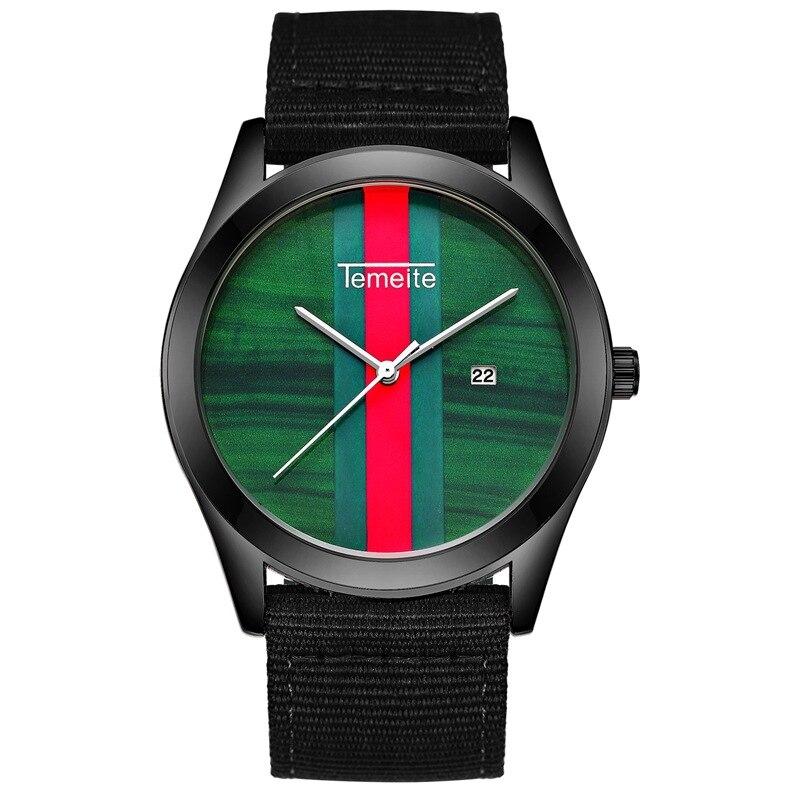 Часы наручные мужские повседневные брендовые Спортивные кварцевые в стиле