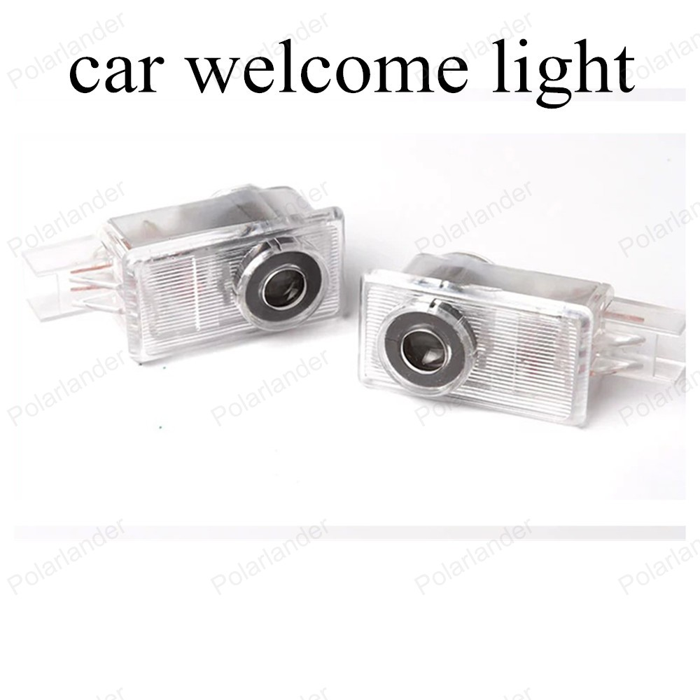 Welcome Light 2PCS Led Auto Logo Emblem Laser Lamp LED Car Door Step Ghost Shadow Projector Lamp For VOLVO Top-Rated FOR sale цена