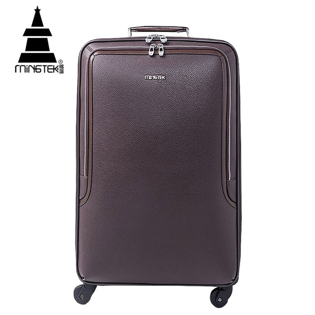 16 20 24 Inch Rolling Luggage Business Travel Wheels For Suitcases Waterproof High Quality Trolley Luggage Case Large Capacity