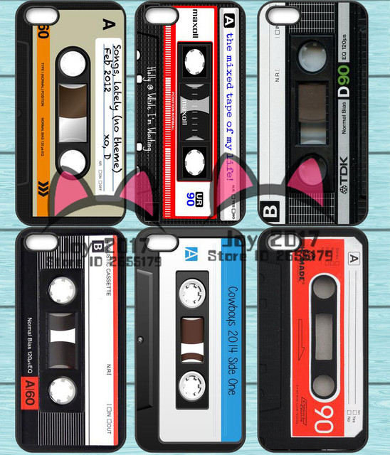 huawei phones price list p6. cassette tape design phone case for huawei honor 6 7 8 5a 5c 6x p6 p7 phones price list