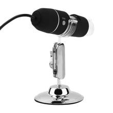 Digital Microscope Mega Pixels 1000X 8 LED USB Endoscope Camera Magnifier