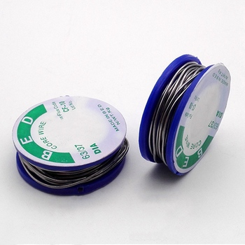Rosin Core Tin Lead  0.7mm 1.7m Length Solder Soldering Welding Iron Wire Reel Welding Freeshipping Сварка