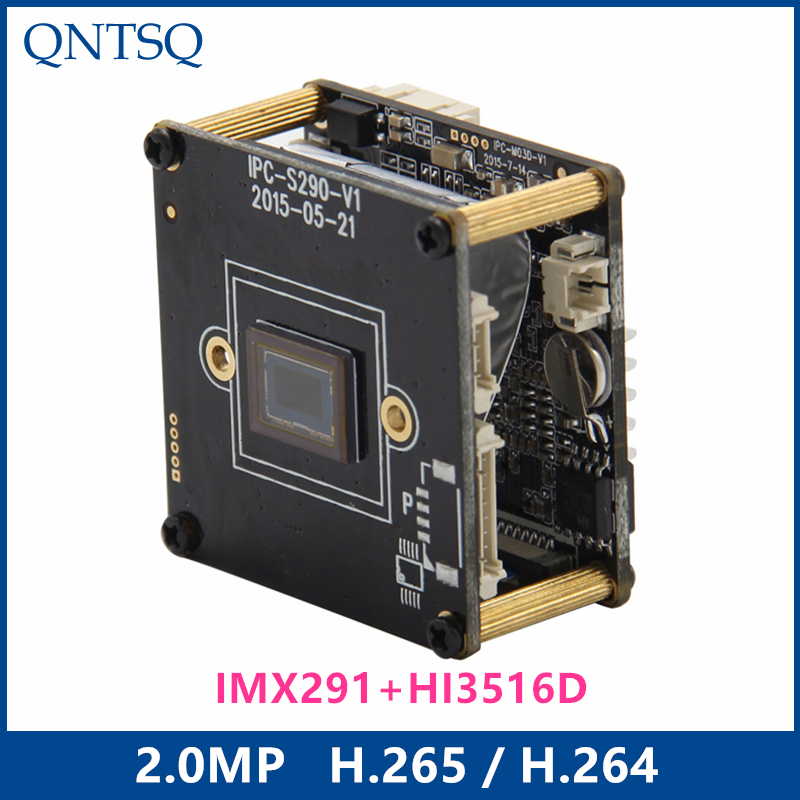 HOT SALE] Hi3516A + Sony IMX291 60fps Starlight wifi IP