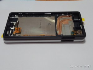 Image 3 - For Sony Xperia X Performance F5121 F5122 F8131 F8132 XP Touch Screen Digitizer Sensor+LCD Display Monitor Module Assembly Frame