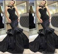 2018 черные платья для выпускного вечера с кружевными аппликациями, без рукавов, Милое сексуальное вечернее платье, сделанное вечерние плать