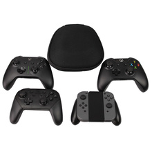 Dealonow Hand Travel Eva Hard Shell Carrying Storage Case for Nintend Nintendo Switch Pro Controllers NS Xbox one Slim XBOX 360