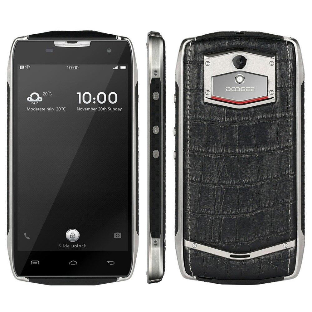 """bilder für Doogee t5 smartphone 4500 mah ip67 wasserdicht stoßfest 5,0 """"android 6.0 octa-core mtk6753 3g ram + 32g rom 13 mt 4g lte handy"""