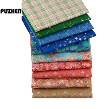 Japanese Style Patchwork Cotton Quilting Fabric Fat Quarter Bundles Sewing Tissues For Bedding 40*50cm 10pcs/lot