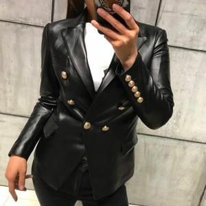 Image 2 - 2017 lady genuine leather jacket women real leather jacket