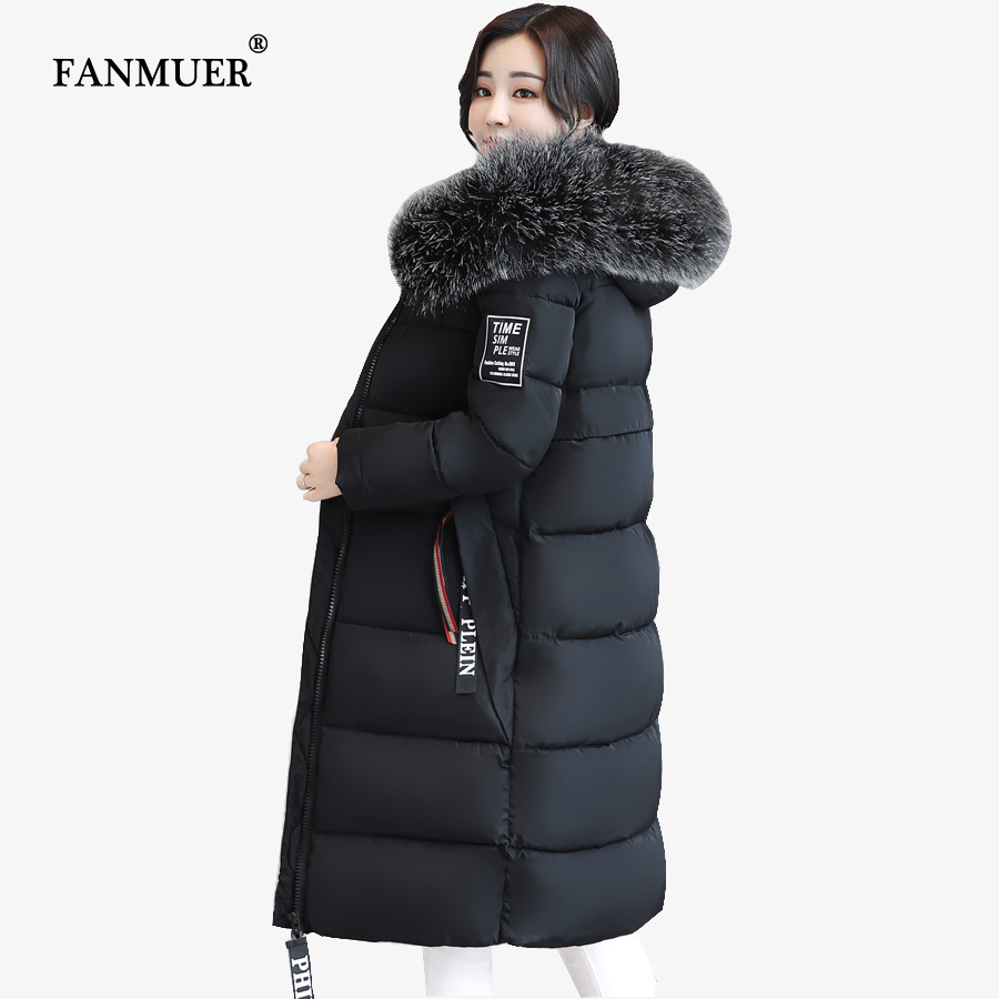 2017 New Winter jackets women  Collection Brand Fashion  cotton Thick Women Jacket Hooded Women Parkas Coats Plus Size 5XL winter jacket women nice new style parkas overcoat brand fashion hooded plus size cotton padded warm jackets and coats aw1148
