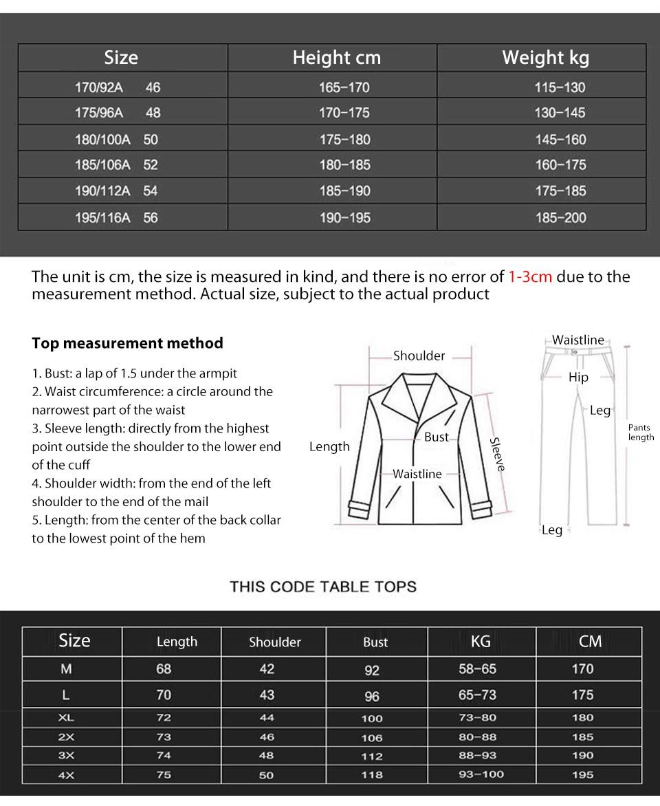 Luxury Men Wedding Suit Male Blazers Slim Fit Suits For Men Costume Business (2)