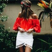 FREE SHIPPING !! Streetwear Fringe Tassel skirts JKP849