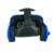 """Nova chegada CHEFE VR VR Óculos De Realidade Virtual Com Microfone e Fone de Ouvido para 4 """"~ 6"""" Smartphone azul cor + Controlador Do Bluetooth"""
