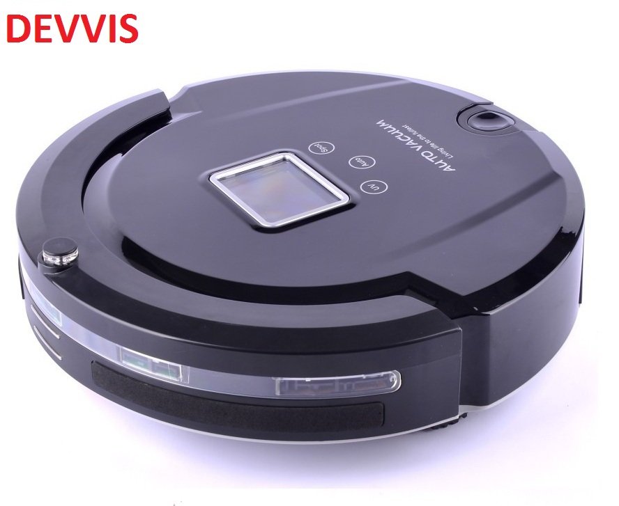 ( Russia Moscow Warehouse) Robot Vacuum Cleaner(Sweep,Vacuum,Mop,Sterilize)Schedule,SelfCharge,Remote Control,UV,LCD free to russia robot vacuum cleaner multifunction vacuum sweep sterilize flavor lcd timing setting self charge remote control