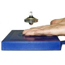 Волшебная НЛО магнитная левитация плавающая летающая тарелка волчок Новинка обучающие игрушки