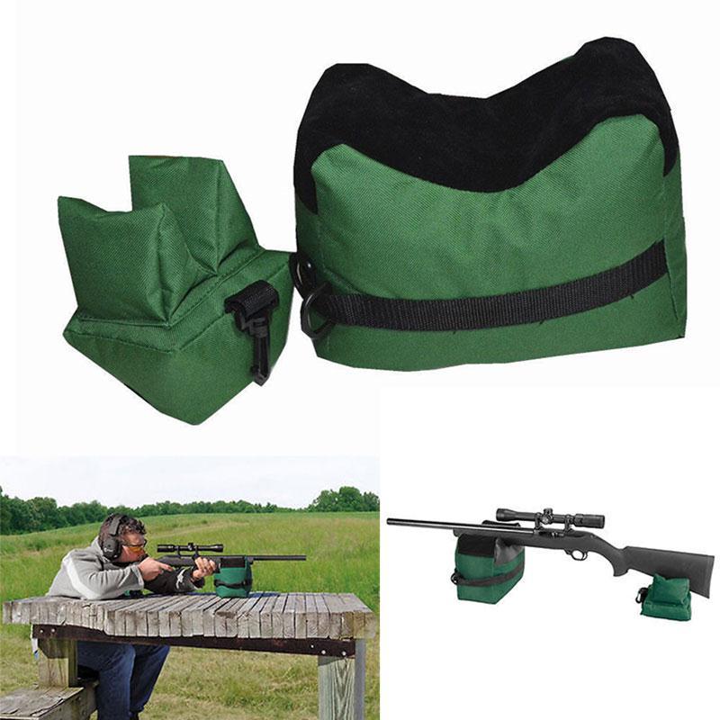 Tatical Front&Rear Bag Support Rifle Sandbag Sniper Hunting Target Stand