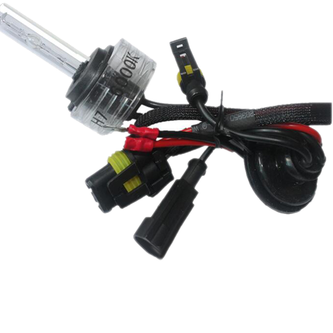 Tonewan Double Light 12v 55W H7 Xenon KIT LED Fog Tail Turn DRL Head - Luces del coche - foto 4
