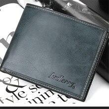 New Design Leather Men Wallet