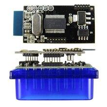 Elm 327 V 1.5 Obd2 קוד קורא ELM327 Bluetooth V1.5 OBD רכב אבחון כלים ELM 327 Obdii אבחון סורק עבור אנדרואיד