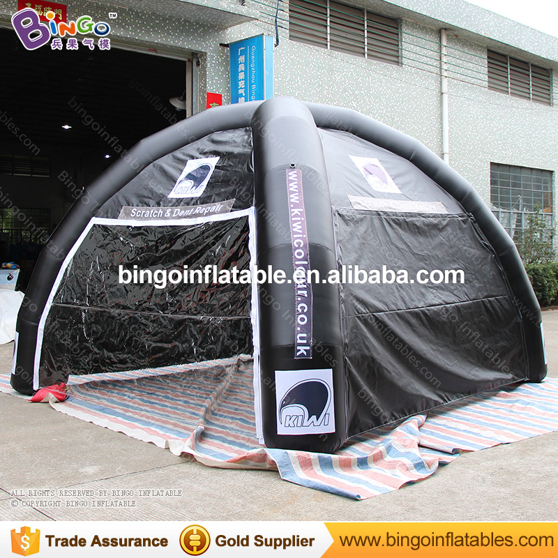 5 Meters inflatable dome spider tent Made in China hot sale type digital printing black inflatable gazebo toy tents hot sale 16inch waterproof oil price led digital number display screen sign panel from china