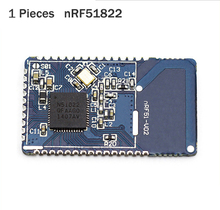 1 Piece Wireless bluetooth module 16*28mm BLE 4.0 Low power consumption bluetooth beacon FCC/CE/ROHS WT51822-S2(China)