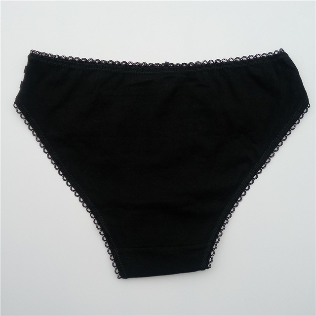 Women's Cotton low-waist underwear