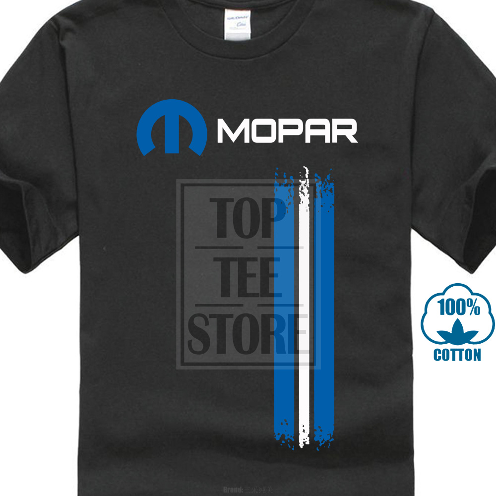 Mens Tee Mopar Dodge Chrysler Camaro Challenger   T     Shirt   Interesting Pictures New Tops 2018 Print Letters Men   T     Shirt