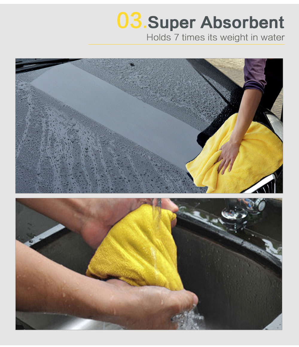 Super Absorbent Microfiber Towel Extra Large