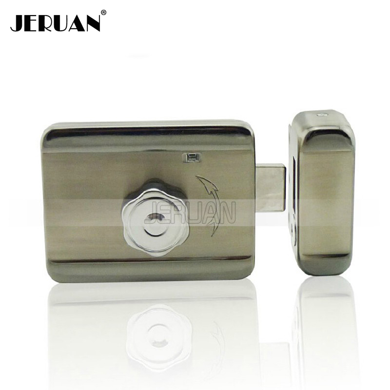 FREE SHIPPING Electric Electronic Door Lock Remote Access Video Intercom Doorphone Deadbolt doorbell lock super bright h7 8 led white car vehicle bulb fog driving daytime light lamp 12v free shipping