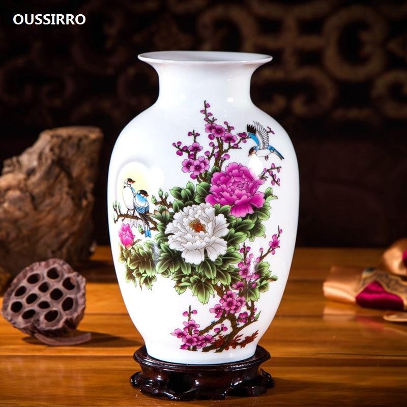 Dekoideen Zum Selber Machen Frasuen Shabby Chic Hause Deko: Deko Wohnzimmer Vasen. Verblffende Bilder Vasen Dekorieren