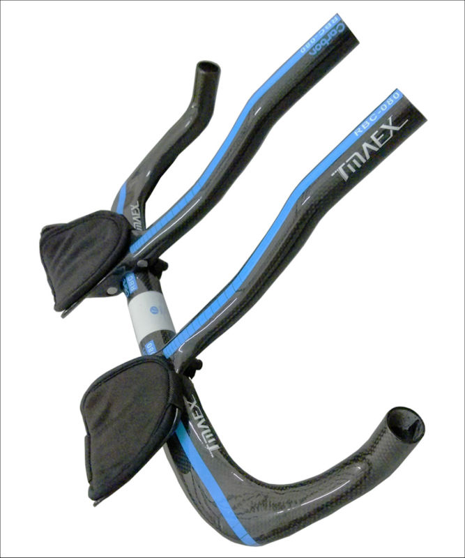 Tmaex Carbon Fiber Road Bike Highway Rest Put Handlebar  Carbon TT Handle Bars Trial TT Bar Bicycle Parts Blue раскладушка therm a rest therm a rest luxurylite mesh xl