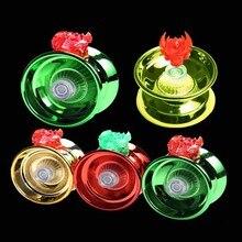 Yo-Yo Spinning-String Magic-Yoyo Girls Responsive Kids with for Boys Children 4-Colors