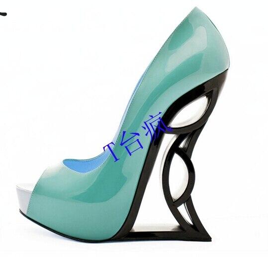 Cheap Unique High Heels | Tsaa Heel