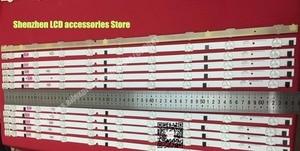 Image 3 - 10 pièce/lot POUR Samsung 32 pouces 9LED UA32F4088AR UA32F4088AJ UA32f4100AR D2GE 320SC0 R3 2013SVS32H 9 REV1.8 650mm