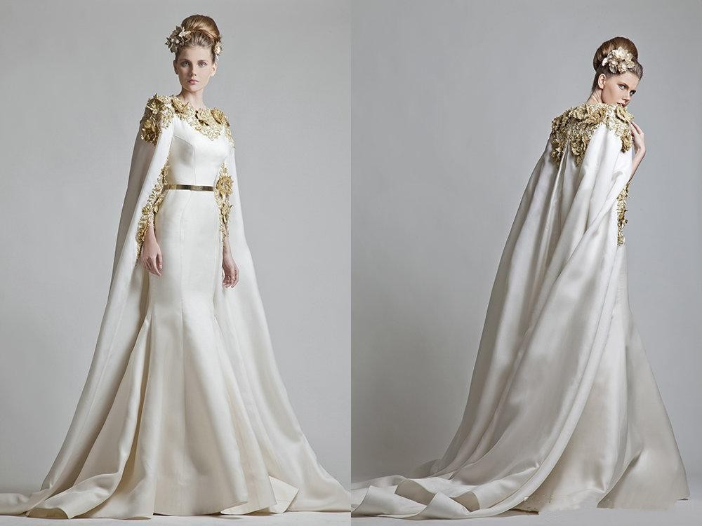 Popular fabulous wedding dress buy cheap fabulous wedding for Wedding dress with cape train