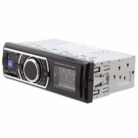 Car Radio Auto Audio Stereo MP3 Player Support FM SD AUX USB Interface For Vehicle In