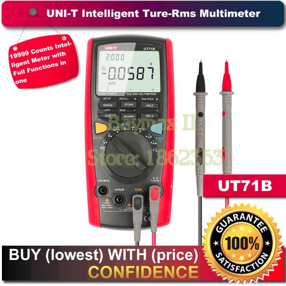 UT71B-Intelligent-Meter