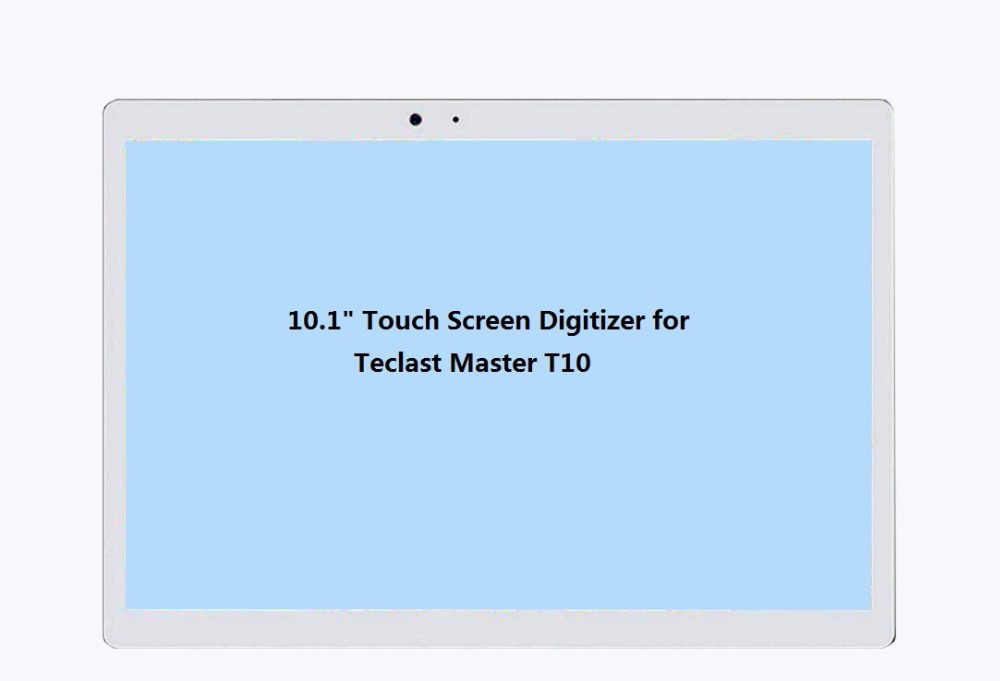 Original New 10.1 inch Ttablets LCD Screen for Teclast Master T10 lcd display with touch screen panel digitizer Sensor original new 19 inch lcd touch panel 426mm 276mm digitizer for industrial equipment touch screen